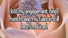 Brides-to-be reveal the painful moment they lost their engagement rings