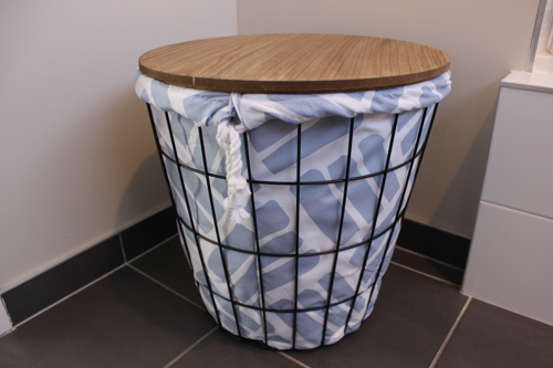 Here's another AWESOME Kmart laundry basket life hack!