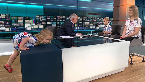 Photo / ITV News