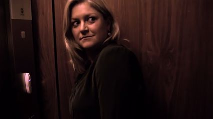 Panic Room: What would you do if you got trapped with ... HIM!?