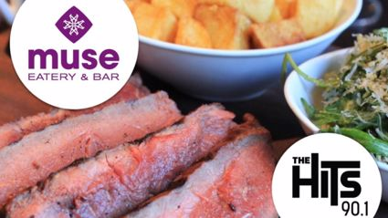 WIN a $100 voucher with Muse Eatery & Bar!