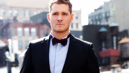 Michael Buble Sends Message to Autistic Fan