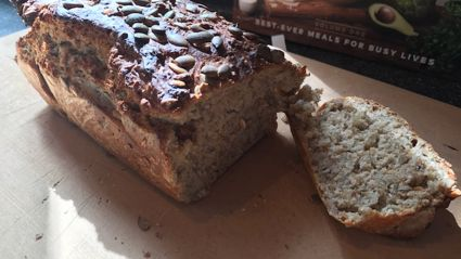 Try it Out Tuesday - Estelle makes 'Busy People's Bread'