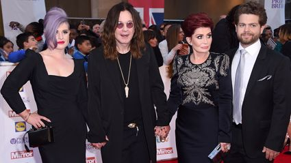 The Osbournes share exciting baby news!