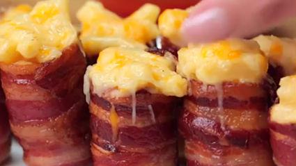 This 'bacon shots' recipe is genius!