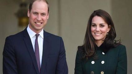 Another Royal Baby is on the way