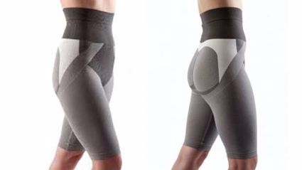 "These bizarre yet ""effective"" weight loss shorts apparently ""eat your skin"""