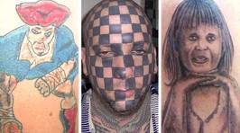 These awful tattoos will make you rethink getting inked!