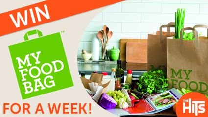 Win A Week's Worth of My Food Bag!