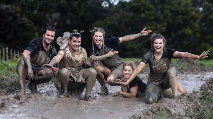 Photos: The Mud Monster Mud Rush