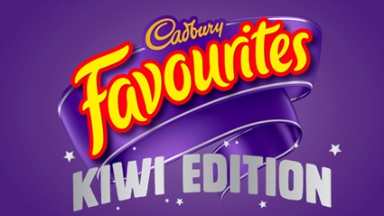 Cadbury has just released a Kiwi Edition of Favourites!