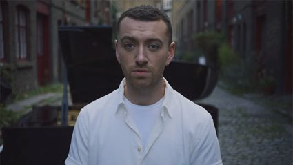 Watch the music video for Sam Smith's emotional new song Too Good At Goodbyes