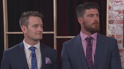 The Block NZ winners Andy and Nate say they 'haven't won enough to share anything'