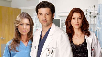 Grey's Anatomy star diagnosed with a brain tumour