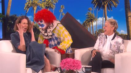 Watch: This is Ellen Degeneres' BEST scare ever!