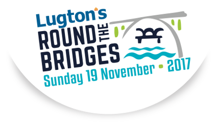 Join 'Blair's Hits Team' For The Lugtons Round The Bridges 2017!
