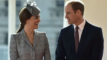 Prince William may have just accidently revealed the royal baby's due date...