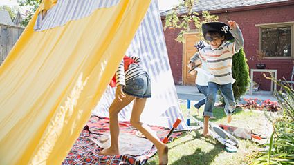 This simple trick will get kids to leave when they're having fun minus the tantrums