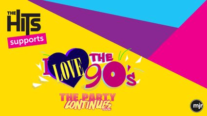 I Love The 90S returns to Auckland with Naughty By Nature, Blackstreet, Sisqo, Montell Jordan and more