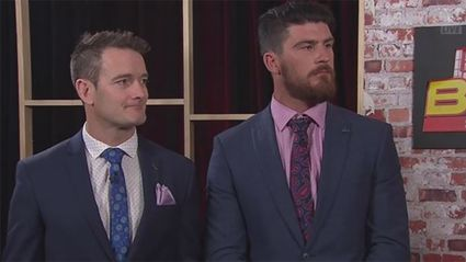 The Block NZ winners Nate and Andy compare 'brutal' final to a funeral