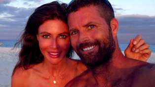 Pete Evans and Nicola Robinson share strange nude snaps with horses