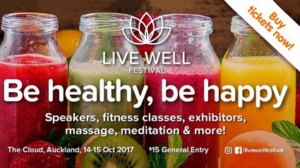 Live Well Festival 2017