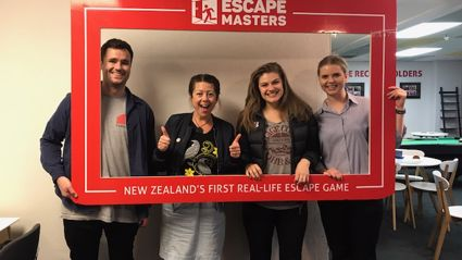 Try it Out Tuesday - Escape Masters