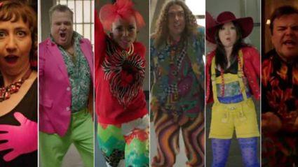 Weird Al Debuts 'Happy' Parody Called 'Tacky'