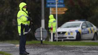 Rural Tauranga in lockdown as armed police storm area following explosions