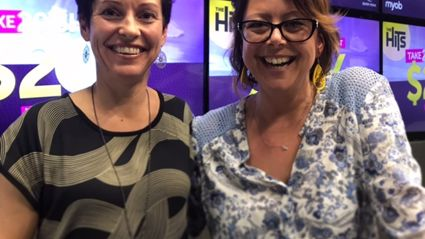 Wick from Wicked Wellbeing chats with Estelle about kids lunches