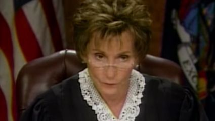 Guy accidentally admits to crime on Judge Judy without realising it