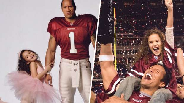The Rocks Daughter From The Game Plan Has Grown Up And