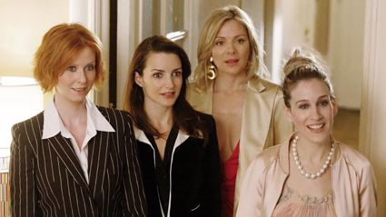 Kim Cattrall denies 'diva demands' cancelling Sex and the City 3 movie