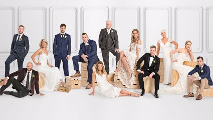 Married At First Sight NZ kicks off with two weddings and a tantrum