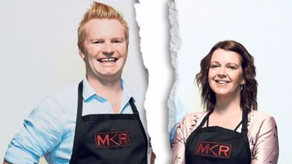'My Kitchen Rules NZ' couple calls it quits