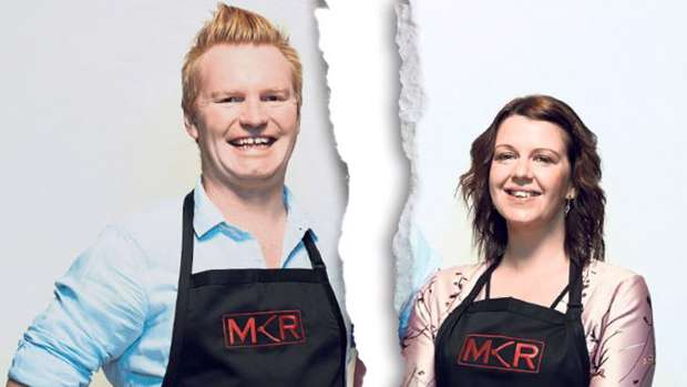 My Kitchen Rules NZ\' couple calls it quits