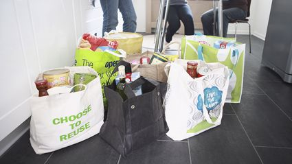 REVEALED: Your reusable shopping bags could be making you sick