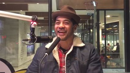 Robbie Magasiva has his hilarious childhood secret revealed