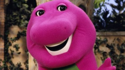 The man who played Barney has revealed what the job was really like - and it sounds horrible!