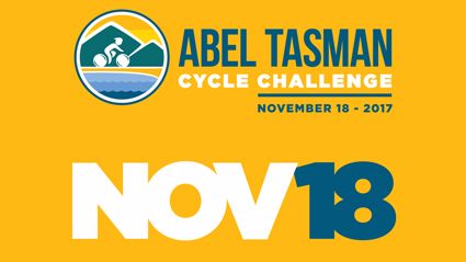 The Abel Tasman Cycle Challenge 2017