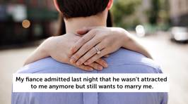 Brides and grooms-to-be reveal their shocking wedding doubts