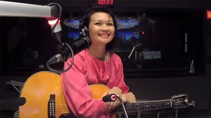 Stace & Flynny talk to Bic Runga - 20 years on!