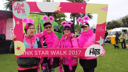 Pink Star Walk - Auckland (Album 1)
