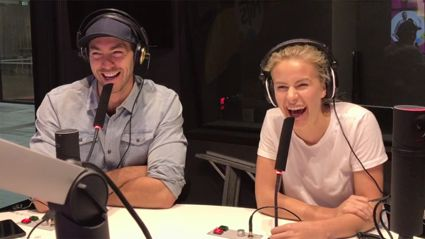 Art Green reveals the one thing fiance Matilda Rice does that annoys him most
