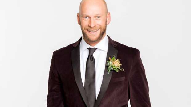 MAFS NZ groom Luke Cederman.