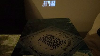 Try it out Tuesday - Turn a box into a projector