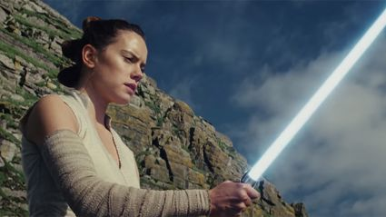 Watch the epic new trailer for Star Wars: The Last Jedi