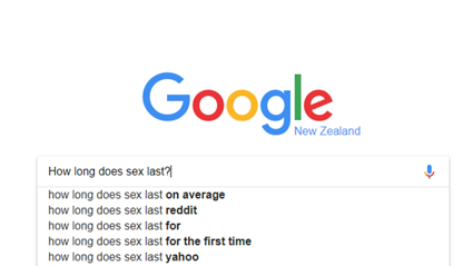 These are the 10 most Googled questions about sex