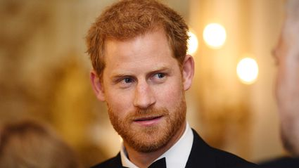 Prince Harry wins the award for 'sexiest beard in the world'