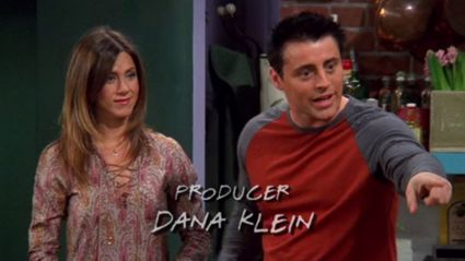 Have you ever noticed that Rachel was replaced in a scene from this 'Friends' episode?